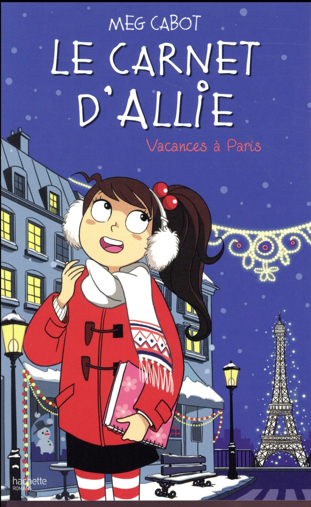 LE CARNET D'ALLIE - VACANCES A PARIS